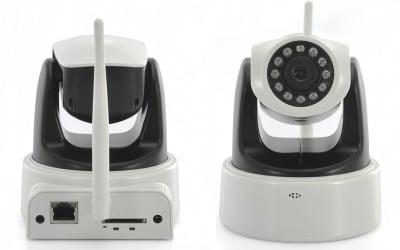 КАМЕРА ЗА ВИДЕОНАБЛЮДЕНИЕ IP WIFI HD720P EC16