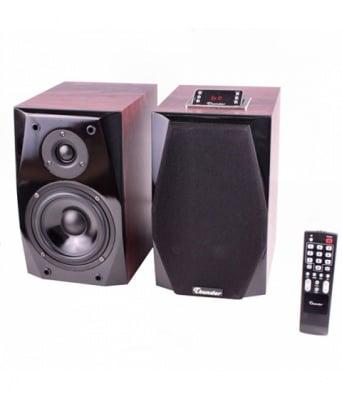 АКТИВНИ ТОНКОЛОНИ 2X18W FM MP3 BT SD