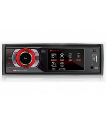 АВТО ПЛЕЪР NAKAMICHI NA130V CD USB