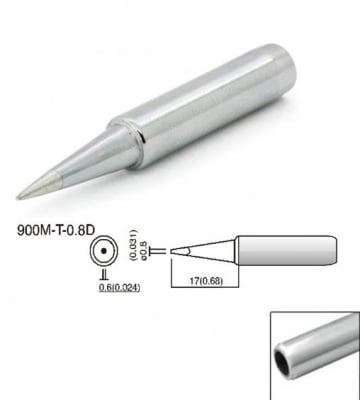 ЧОВКА ЗА ПОЯЛНИК T-0.8D