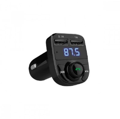 FM TRANSMITER EARLDOM ET-M29, BLUETOOTH, USB, 3.4A