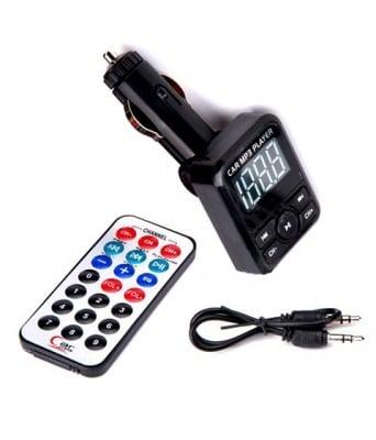 FM TRANSMITER + RC FM-963C