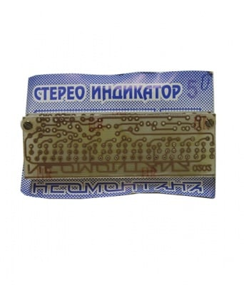 КИТ СВЕТОДИОДЕН ИНДИКАТОР СТЕРЕО 5-0