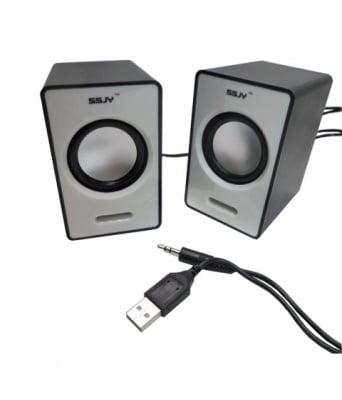 КОЛОНКИ ЗА PC S-62 USB