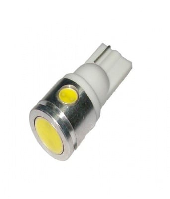 ЛАМПИ 12V T10 HP LED WHITE 4 LED