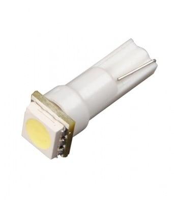 ЛАМПИ 12V T5 LED 5050 WHITE