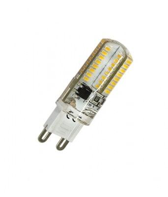 ЛАМПИ 220V LED G9 3.5W ТОПЛА СВЕТЛИНА