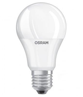 ЛАМПИ LED 220V E27 10.5W/75W ТОПЛА СВЕТЛИНА OSRAM