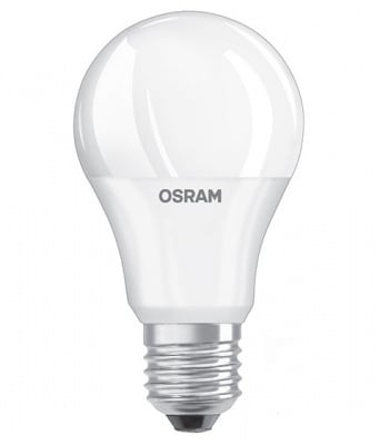 ЛАМПИ LED 220V E27 6W/40W ТОПЛА СВЕТЛИНА OSRAM
