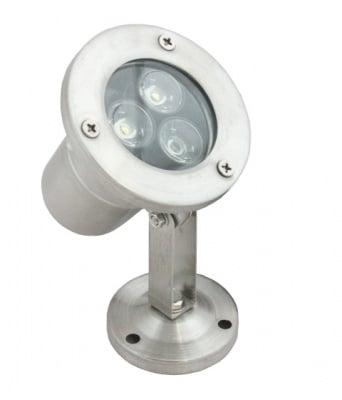 LED ЛАМПА SPOT 3X1W 12V W