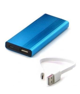 МОБИЛНО ЗАРЯДНО УСТРОЙСТВО USB 5V 1A 5600MAH Slim