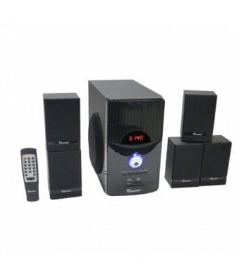 МУЛТИМЕДИЙНА СИСТЕМА 5.1 THS-C515 FM/USB/SD/RC
