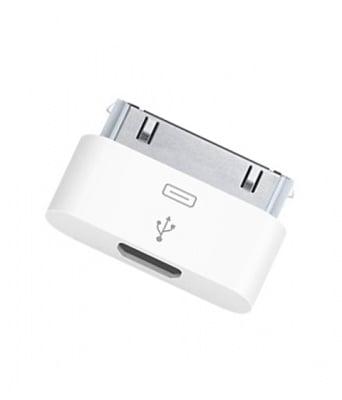 ПРЕХОД USB MICRO Ж/IPHONE 4
