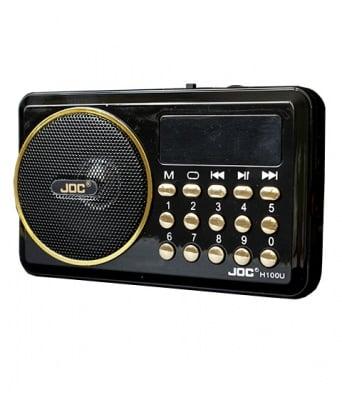 РАДИО FM/USB/TF H100U