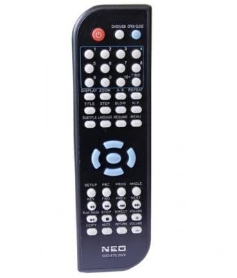 RC NEO DVD -E70 DIVX