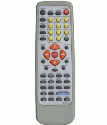 RC DVD ELITE 933