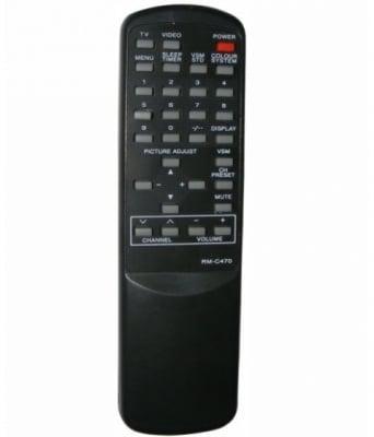 RC  JVC RM-C470