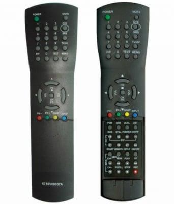 RC LG 6710V00007A