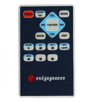 RC  NIPON 7500MP3/7501USB