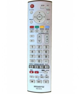 RC PANASONIC LCD RM-D630