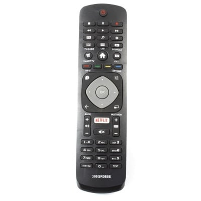 RC PHILIPS RM-398GR08BE NETFLIX