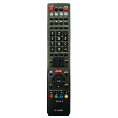 RC SHARP GB005WJSA NETFLIX