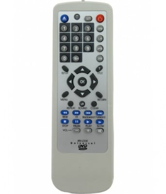 RC UNIVERSAL DVD VIDEO RM-230E