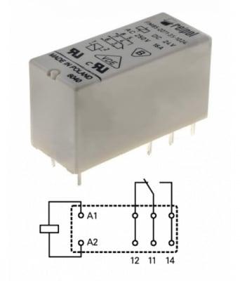 РЕЛЕ 24V/16A RM85-24VDC