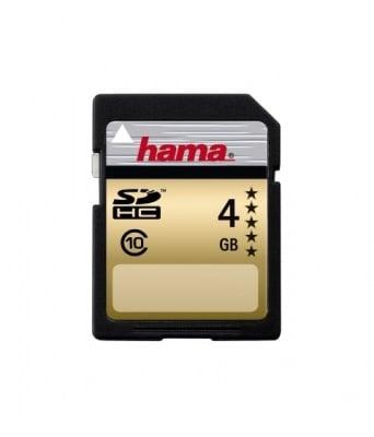 SD КАРТА 4GB HAMA
