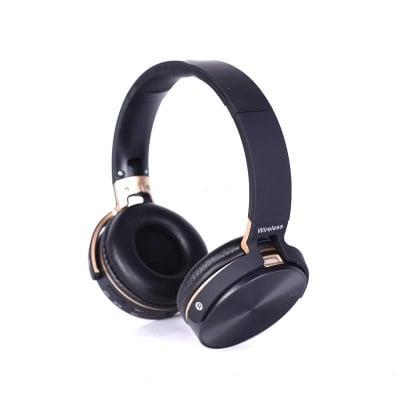 СЛУШАЛКИ БЕЗЖИЧНИ С МИКРОФОН FM БЛУТУТ MP3 950BT