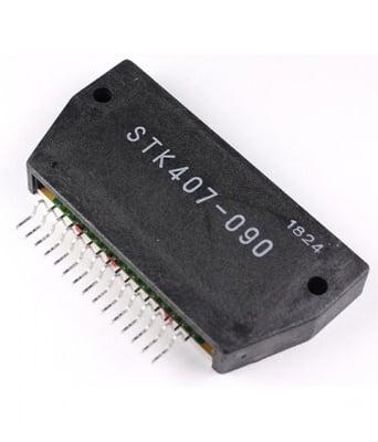 STK407-090 SIP15