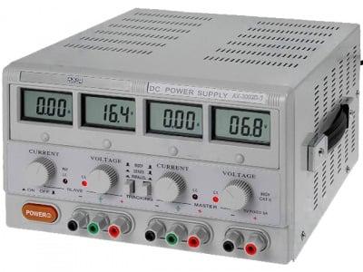 ТОКОИЗПРАВИТЕЛ РЕГУЛИРУЕМ AX-3005D-3