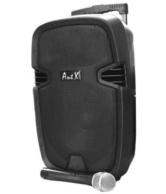 "ТОНКОЛОНА 10"" ANTX FM/SD/BLUETHOOT/USB КАРАОКЕ"