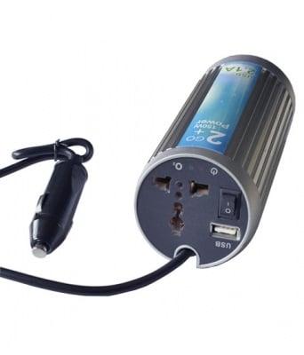 ТРАНСФЕРТЕР 12V 150W USB