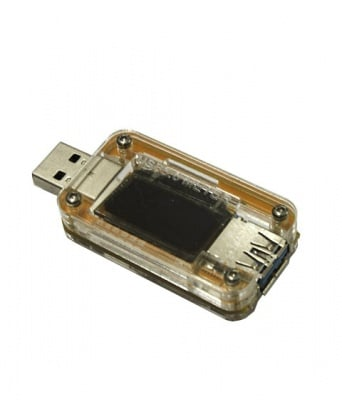 USB 3.0 ТЕСТЕР НА НАПРЕЖЕНИЕ, ТОК, КАПАЦИТЕТ