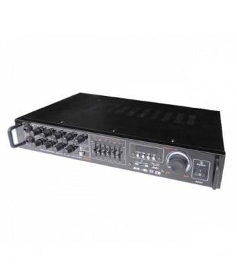 УСИЛВАТЕЛ МИКСЕР FM USB MP3 HA-2201B