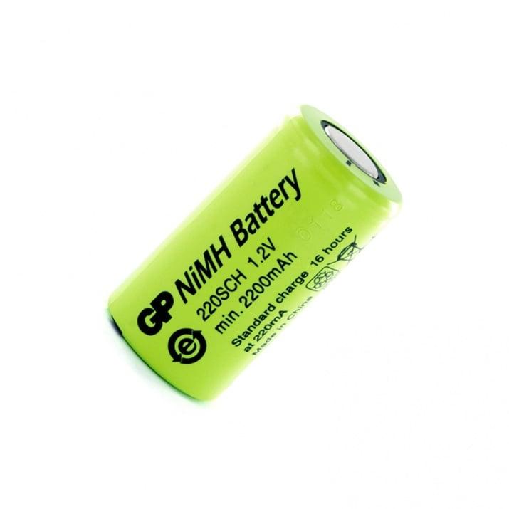 Акумулаторна батерия 1,2V; 2200mAh GP220SCH