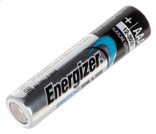 Алкална батерия Energizer Maxplus AAA LR3 1.5V MAX PLUS