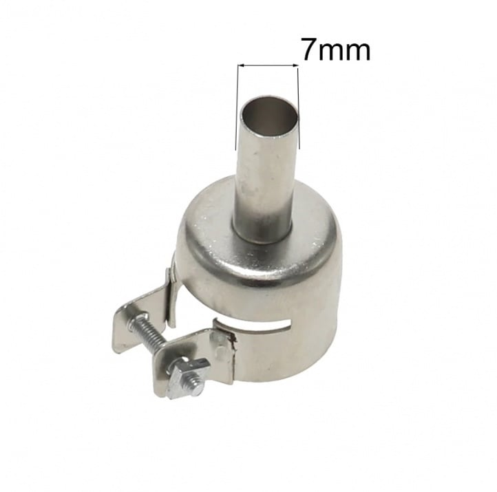 Човка за поялник с горещ въздух 7mm