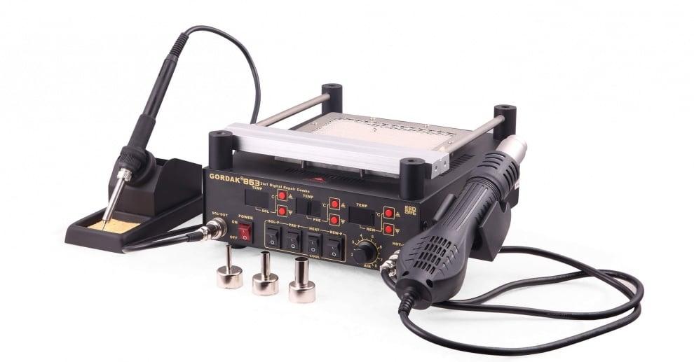 Комбинирана инфрачервена станция GORDAK 863