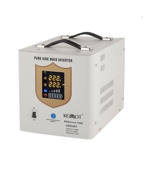 Инвертор стабилизатор 1200W със синусоида