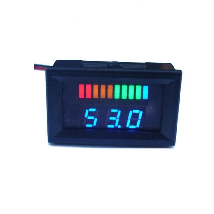 Тестер индикатор на капацитет на батерии до 100V