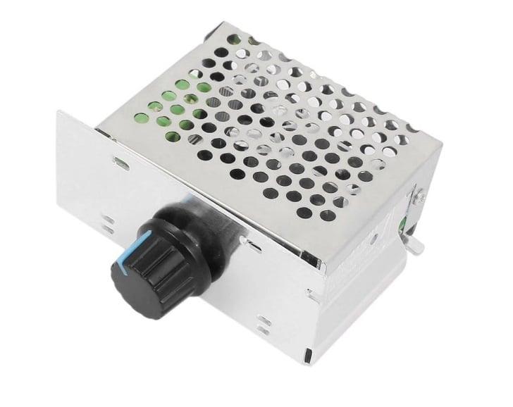 Регулатор на напрежение DC 20А 10-60V с потенциометър