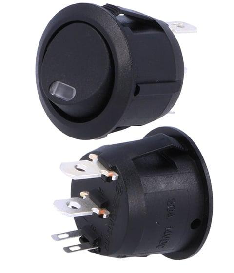 Ключ ON-OFF LED 12V