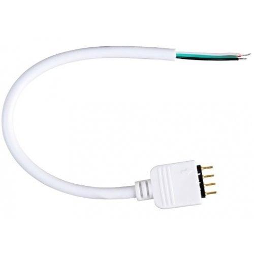 Гъвкав Конектор за RGB LED лента 4 пина