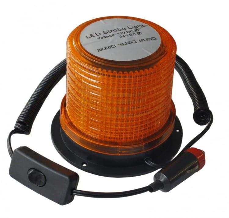 Аварийна лампа LED 12V-24VDC