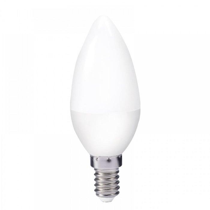 Светодиодна крушка LED 220V E14 5W 4000К LIGHTEX