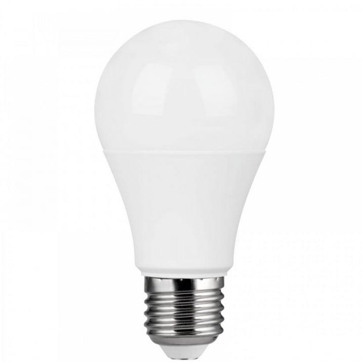 Светодиодна лампа LIGHTEX 220V E27 9W неутрална светлина