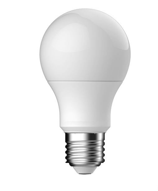 Лампа LED тип TUNGSRAM Eco E27 9W 27000К 810lm