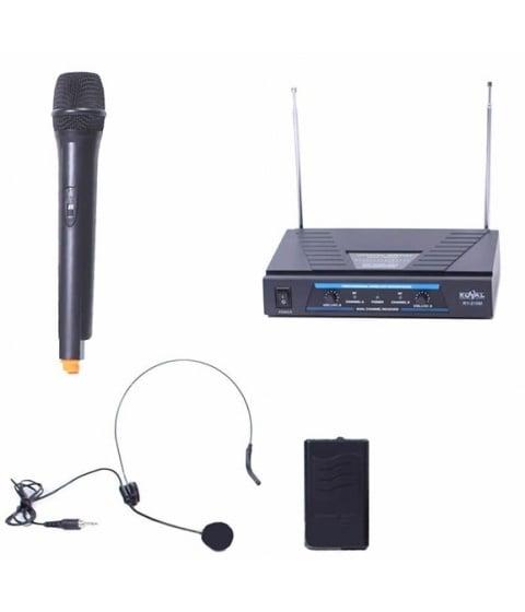 Безжичен микрофон RY-210D